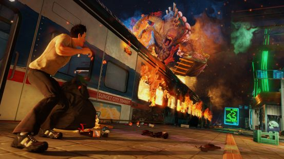 Sunset Overdrive: Favorable Previews! Horray!